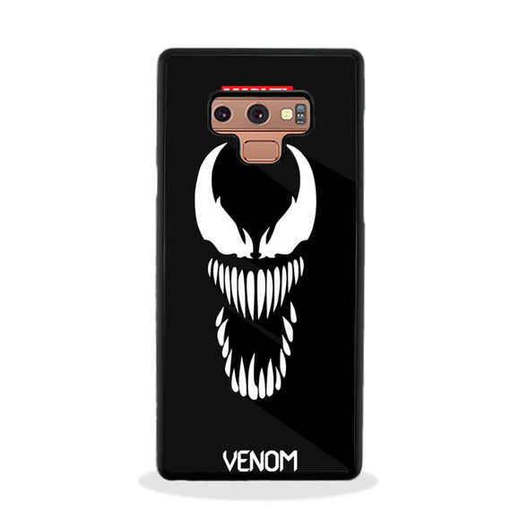 Venom Marvel Black Samsung Galaxy Note 9 Case | Frostedcase
