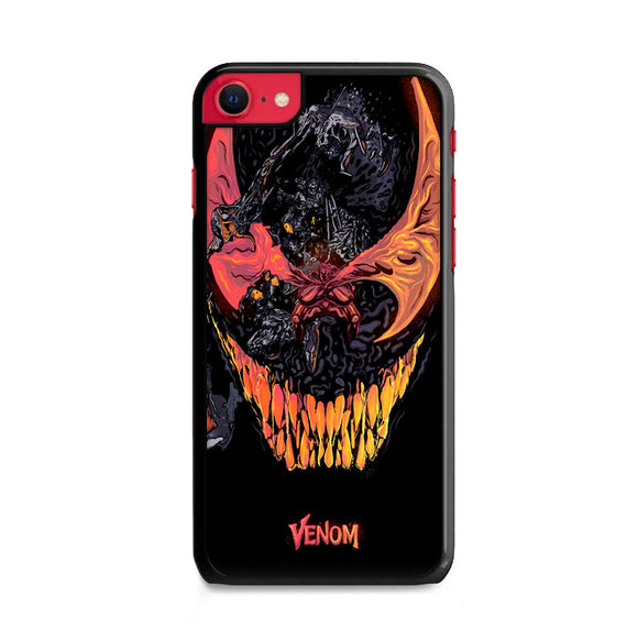 Venom Poster iPhone SE Case | Frostedcase