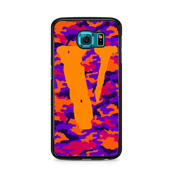 Vlone Camo Full Color Army Samsung Galaxy S6 Case | Frostedcase