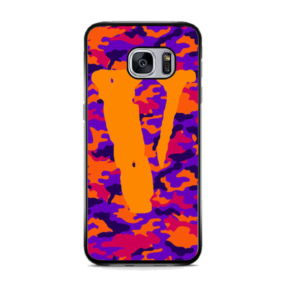 Vlone Camo Full Color Army Samsung Galaxy S7 Case | Frostedcase