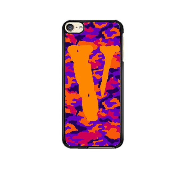 Vlone Camo Full Color Army iPod 6 Case | Frostedcase