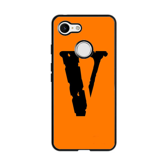 Vlone Orange Hype Google Pixel 3 Case | Frostedcase