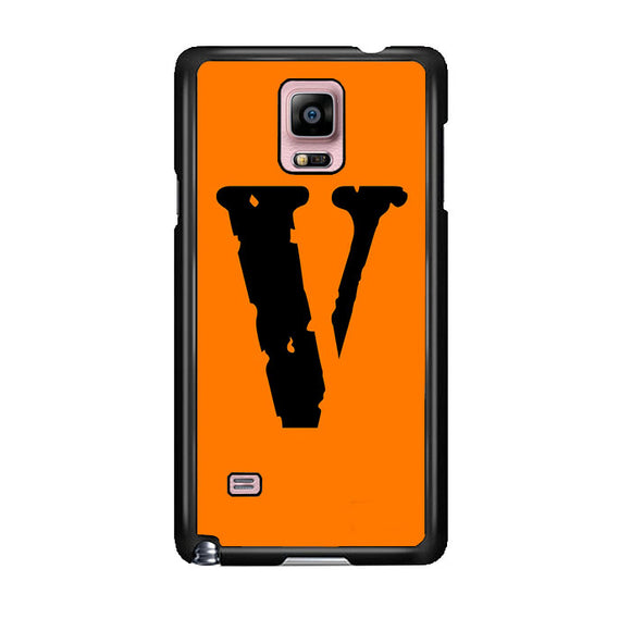 Vlone Orange Hype Samsung Galaxy Note 4 Case | Frostedcase