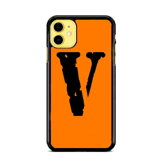 Vlone Orange Hype iPhone 11 Case | Frostedcase