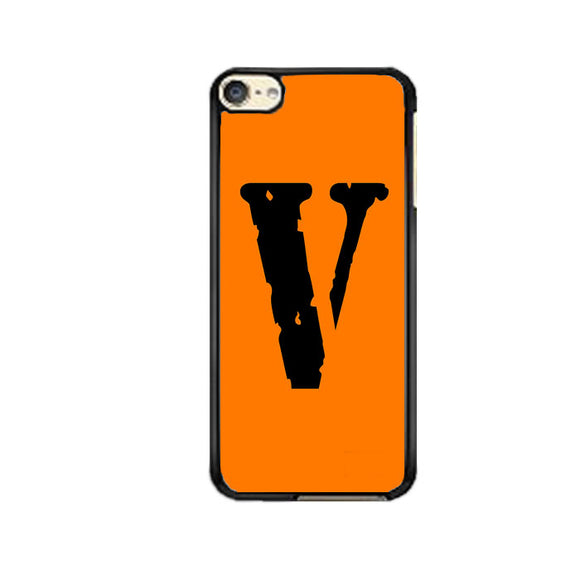 Vlone Orange Hype iPod 6 Case | Frostedcase