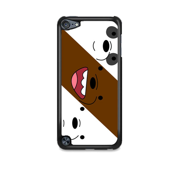 We Bare Bear iPod 5 Case | Frostedcase