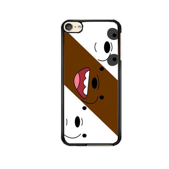 We Bare Bear iPod 6 Case | Frostedcase