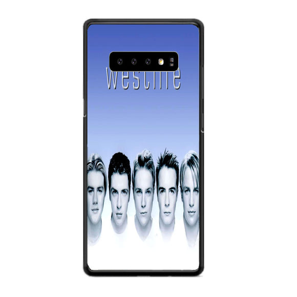 Westlife Cover Songs Flying Without Wings Samsung Galaxy S10 Case | Frostedcase