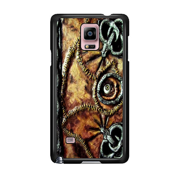 Winifred Sanderson Hocus Pocus Book Samsung Galaxy Note 4 Case | Frostedcase