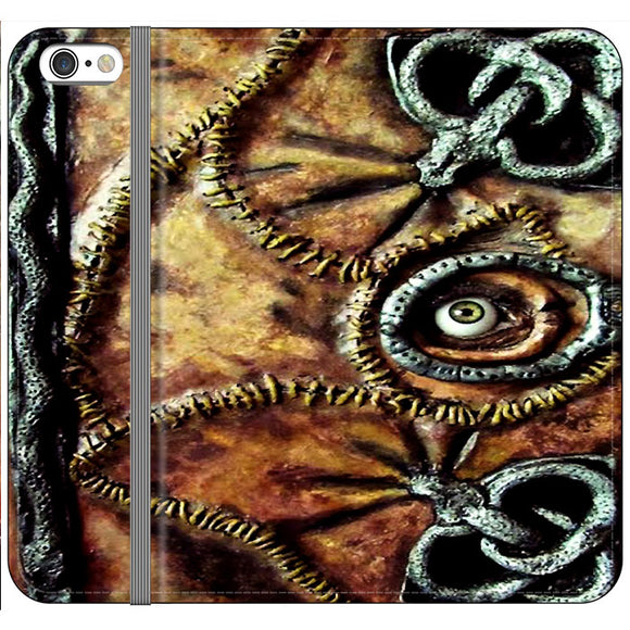 Winifred Sanderson Hocus Pocus Book iPhone 6|6S Flip Case | Frostedcase