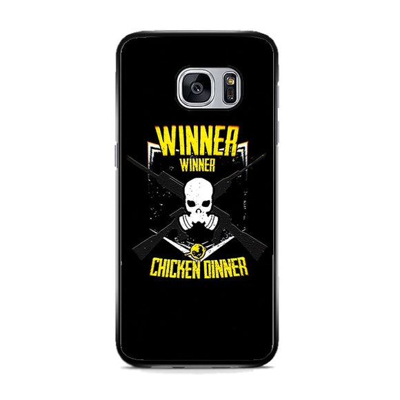 Winner Winner Chicken Dinner Dangerous Samsung Galaxy S7 Case | Frostedcase