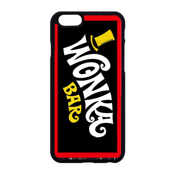 Wonka Chocolate Bar With Golden Ticket iPhone 6|6S Case | Frostedcase