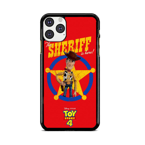 Woody The Sheriff Toy Story 4 iPhone 11 Pro Case | Frostedcase