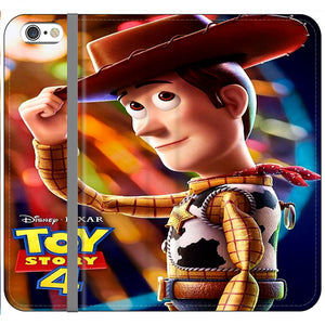 Woody Toy Story 4 iPhone 6 Plus|6S Plus Flip Case | Frostedcase