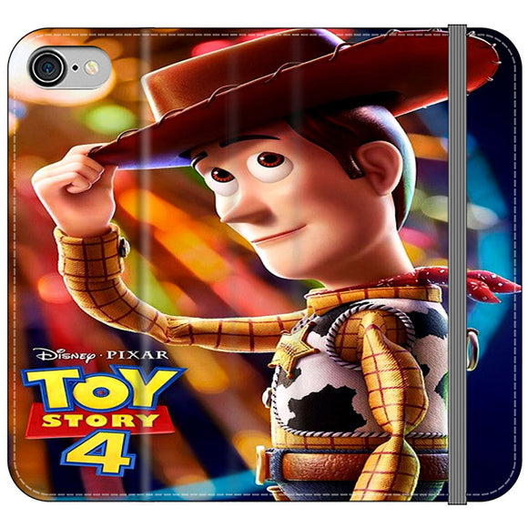 Woody Toy Story 4 iPhone 7 Flip Case | Frostedcase