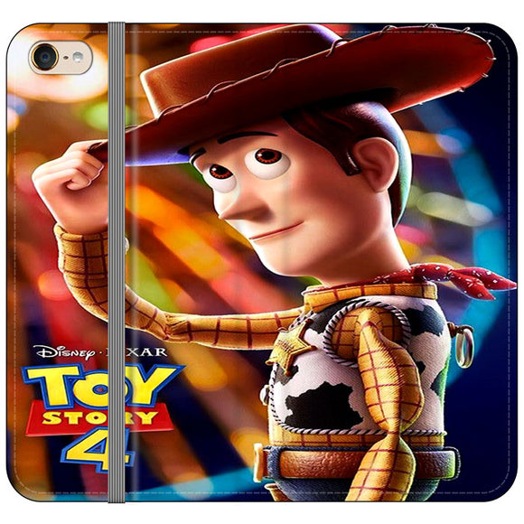 Woody Toy Story 4 iPod 5 Flip Case | Frostedcase