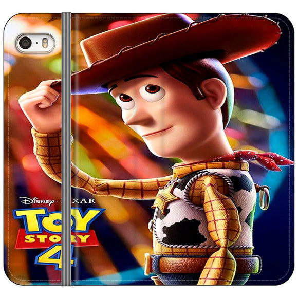 Woody Toy Story 4 iPhone 5|5S|SE Flip Case | Frostedcase