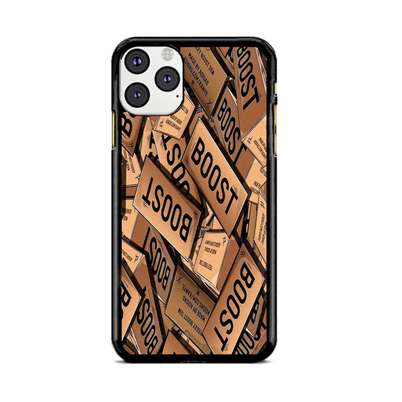 Yeezy Boost 700 Box Pattern iPhone 11 Pro Case | Frostedcase