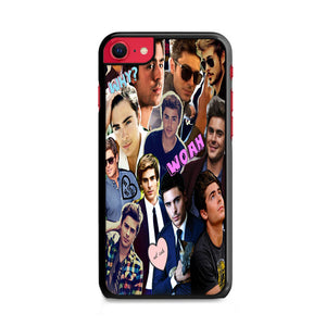Zac Efron Collection Style iPhone SE Case | Frostedcase