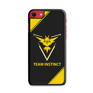 Zeon Team Instinct Logos iPhone SE Case | Frostedcase