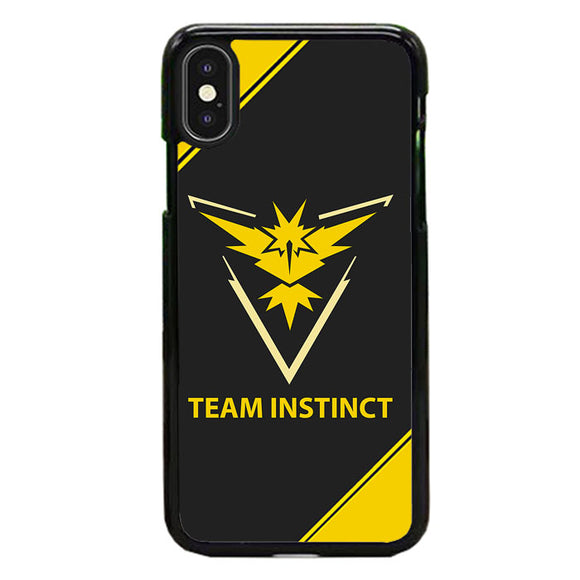 Zeon Team Instinct Logos iPhone XS Case | Frostedcase