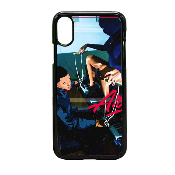 A Boogie Wit Da Hoodie Artist iPhone X Case | Frostedcase