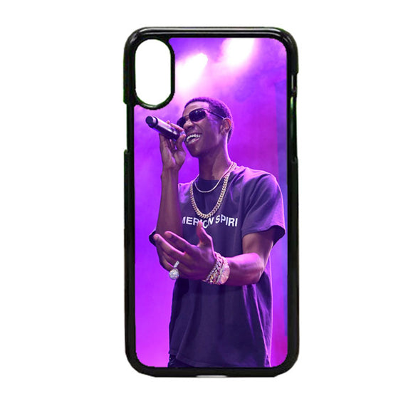 A Boogie Wit Da Hoodie Ungu iPhone X Case | Frostedcase