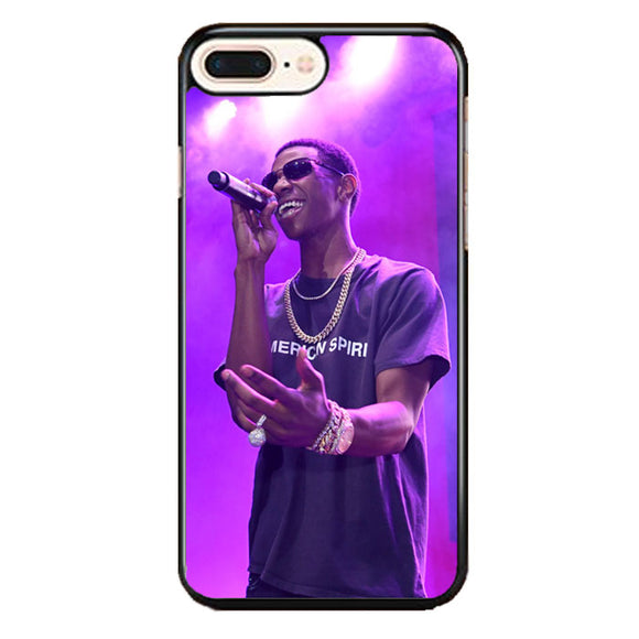 A Boogie Wit Da Hoodie Ungu iPhone 8 Plus Case | Frostedcase