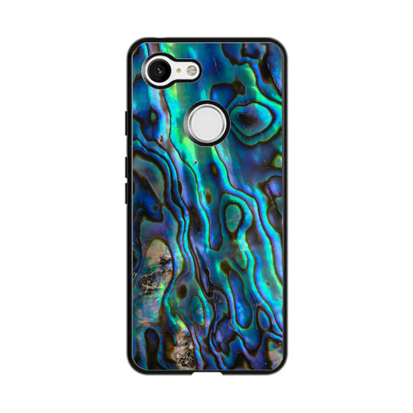 Abalone Shell Google Pixel 3 XL Case | Frostedcase