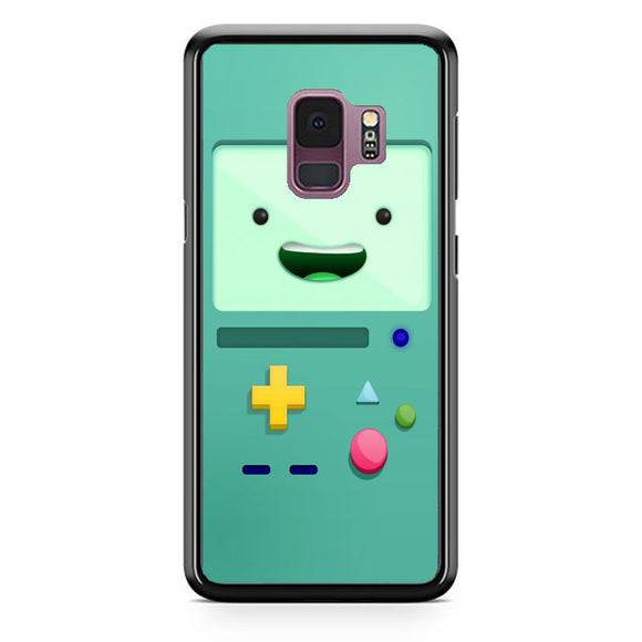 Adventure Time Doodle Samsung Galaxy S9 Case | Frostedcase