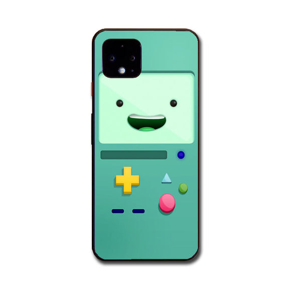 Adventure Time Bmo Google Pixel 4 XL Case | Frostedcase