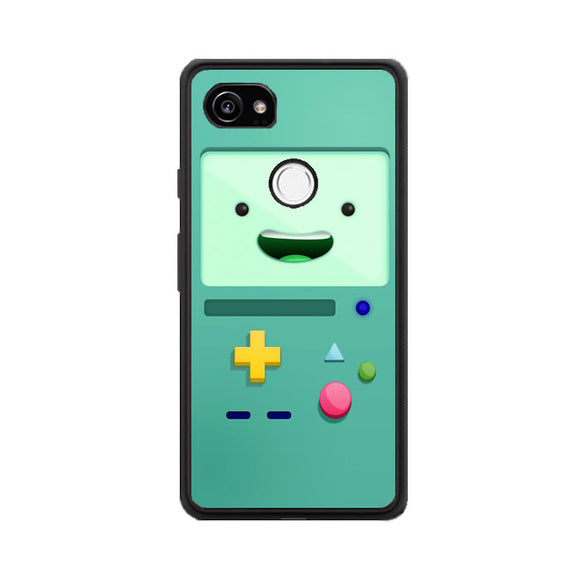 Adventure Time Bmo Google Pixel 2 XL Case | Frostedcase