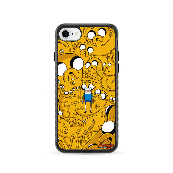 Adventure Time Doodle iPhone 8 Case | Frostedcase