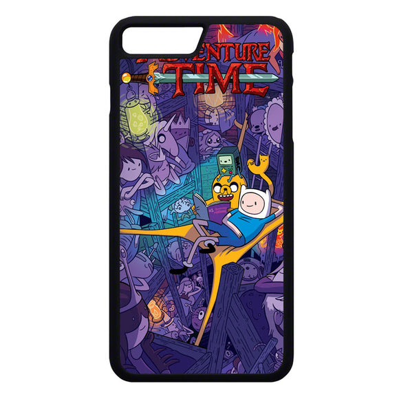 Adventure Time Volume 8 iPhone 7 Plus Case | Frostedcase