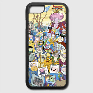 Adventure Time iPhone 7 Case | Frostedcase