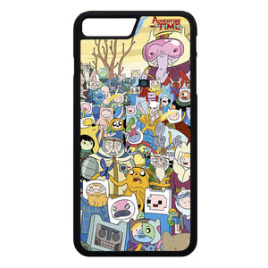 Adventure Time iPhone 7 Plus Case | Frostedcase