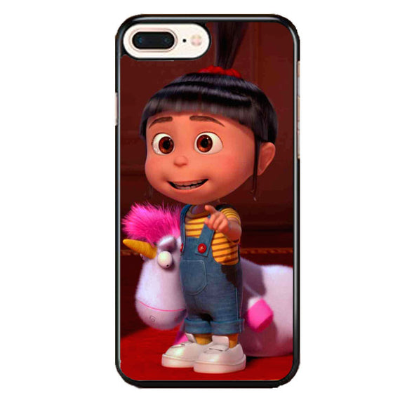 Agnes Despicable Me iPhone 8 Plus Case | Frostedcase