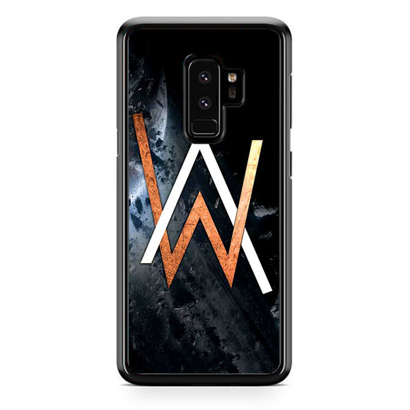 Alan Walker Planets Samsung Galaxy S9 Plus Case | Frostedcase