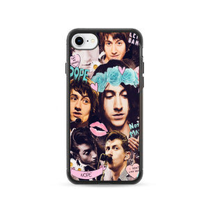 Alex Turner Submarine Show All iPhone 8 Case | Frostedcase