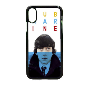 Alex Turner Submarine Show All iPhone X Case | Frostedcase