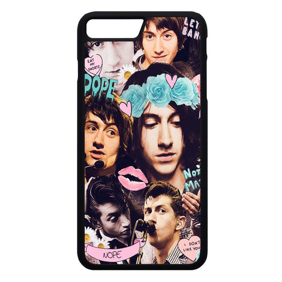 Alex Turner iPhone 7 Plus Case | Frostedcase