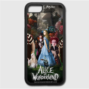 Alice In Wonderland Poster iPhone 7 Case | Frostedcase