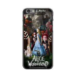 Alice In Wonderland Poster iPhone 6 Plus|6S Plus Case | Frostedcase