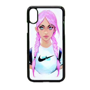 Alice Schultz iPhone X Case | Frostedcase