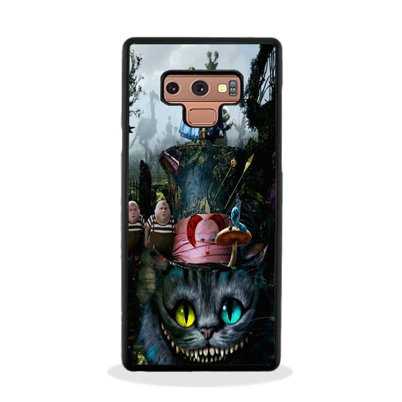 Alice In The Wonderland Samsung Galaxy Note 9 Case | Frostedcase
