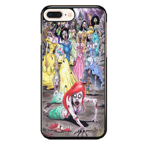 All Princess Disney Zombie iPhone 8 Plus Case | Frostedcase