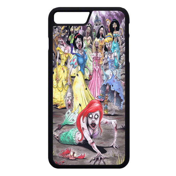 All Princess Disney Zombie iPhone 7 Plus Case | Frostedcase