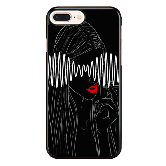 Am Arctic Monkeys Portada iPhone 8 Plus Case | Frostedcase