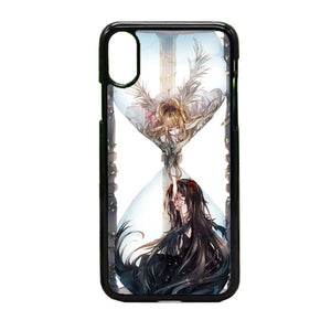 Anime Death And Life iPhone X Case | Frostedcase