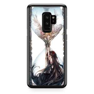 buy popular 2d971 e336b Anime Death And Life Samsung Galaxy S9 Plus Case | Frostedcase